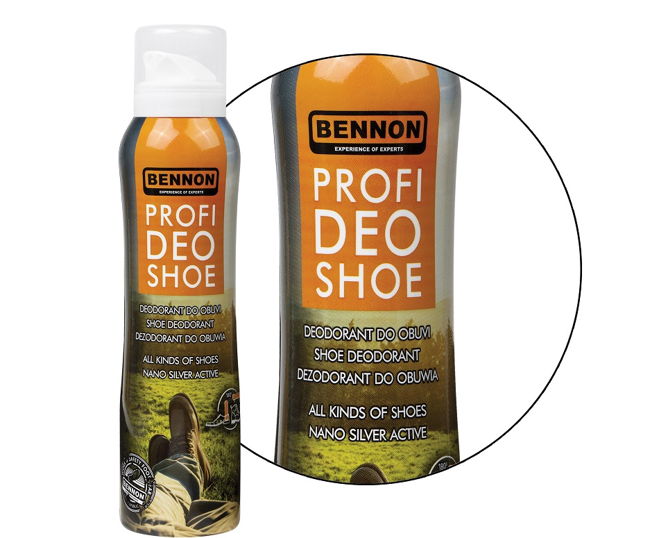 Sprej do bot - DEO SHOE 150 ml