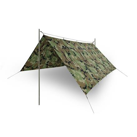 Celta SUPERTARP - 300 x 300 cm - Woodland - Helikon
