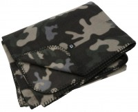 Deka Fleece - Dark camo - Brandit