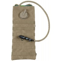 Camel-bag - MOLLE - Coyote
